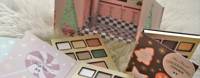 Too Faced Grand Hotel Café review make-up