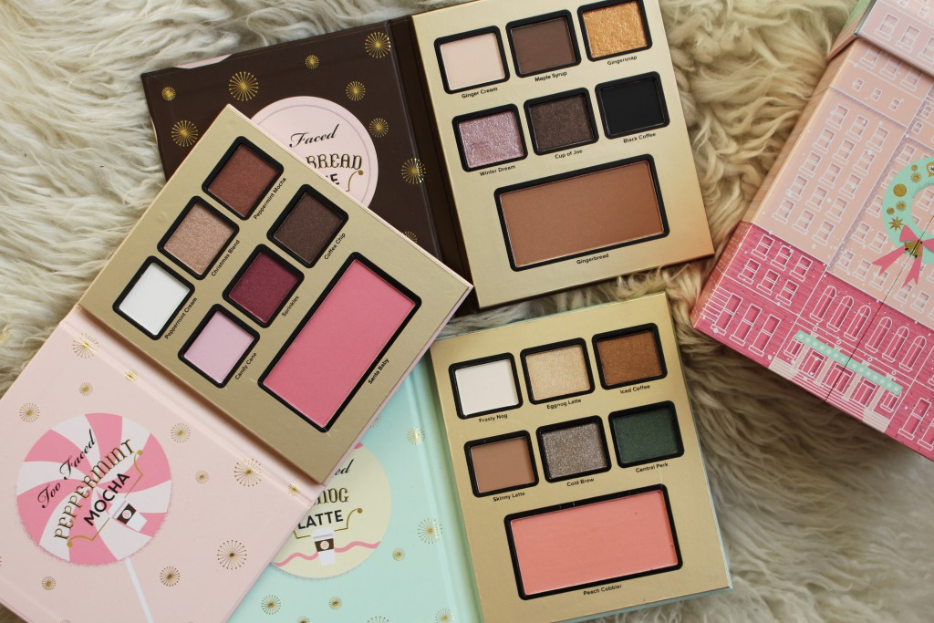 Too Faced Grand Hotel Café review