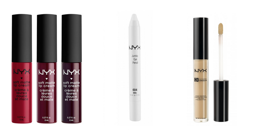 NYX holy grails