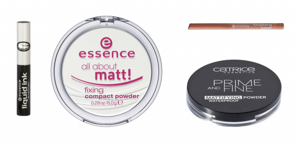 budget holy grails essence catrice makeup
