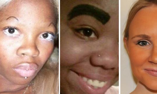 make-up blunders en fails