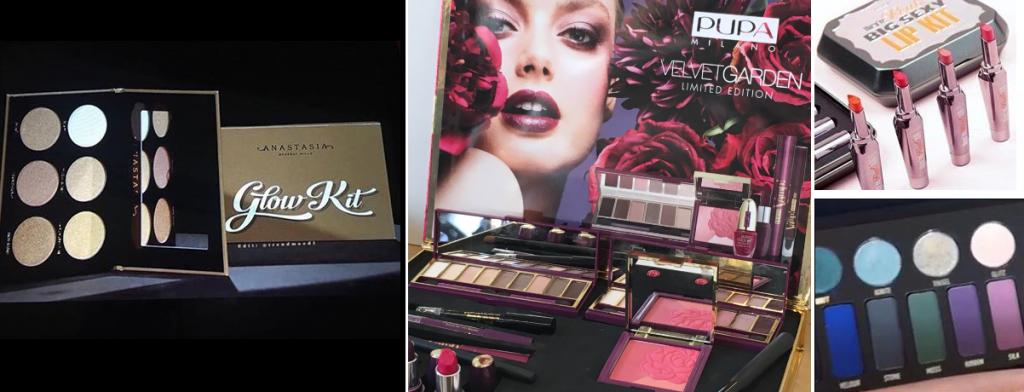 make-up nieuwtjes updates event