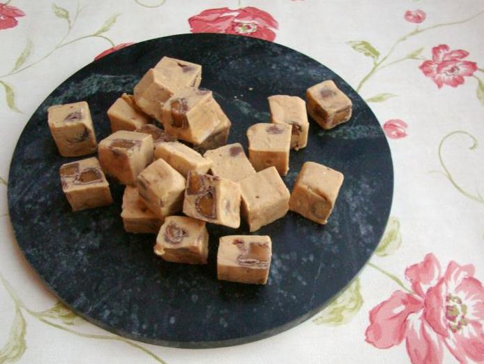Karamel rolo fudge recept
