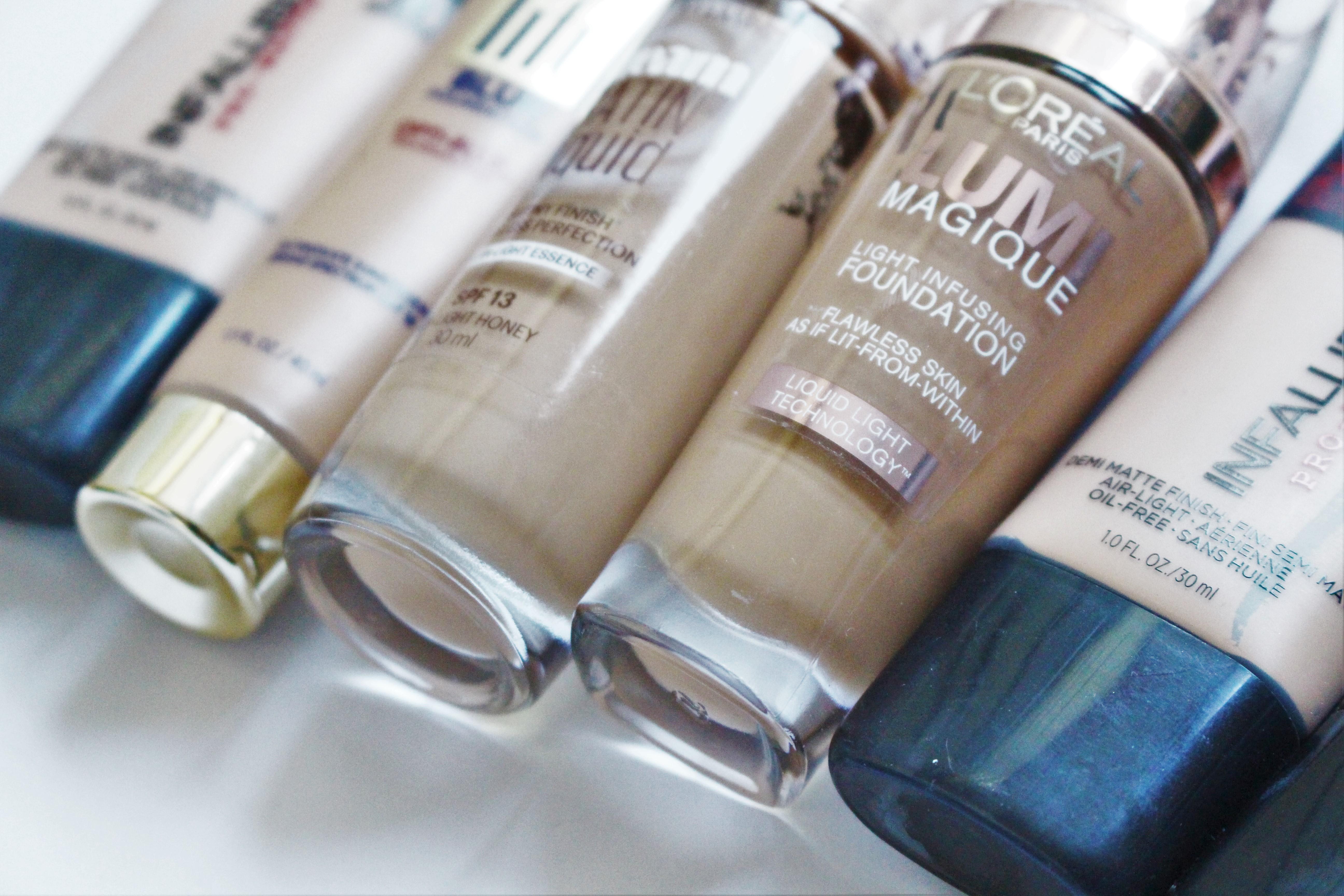 TEST | Welke foundation past het beste bij jouw huid?
