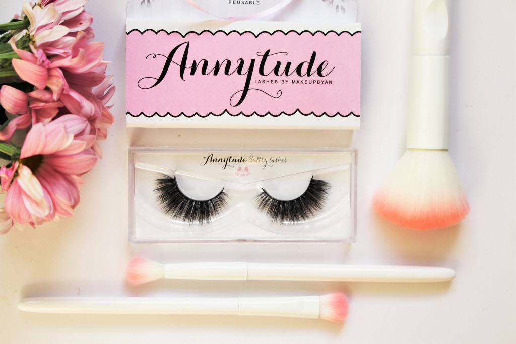 Annytude lashes nep wimpers