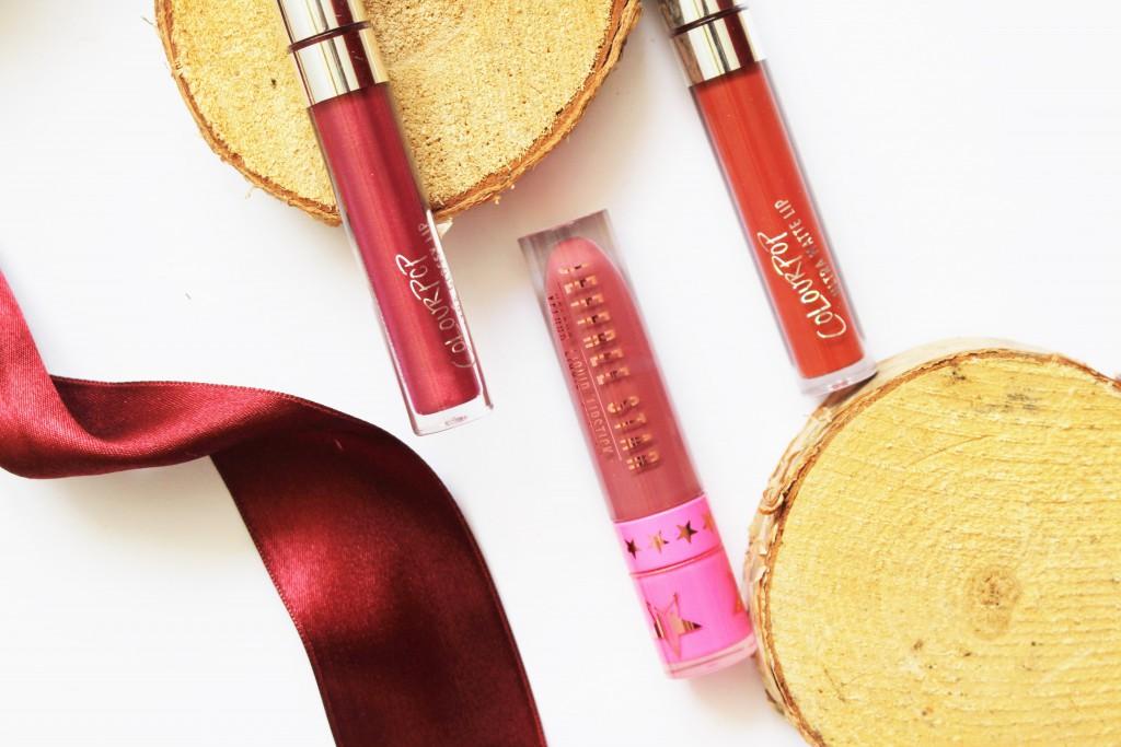 herfst lipsticks review make-up