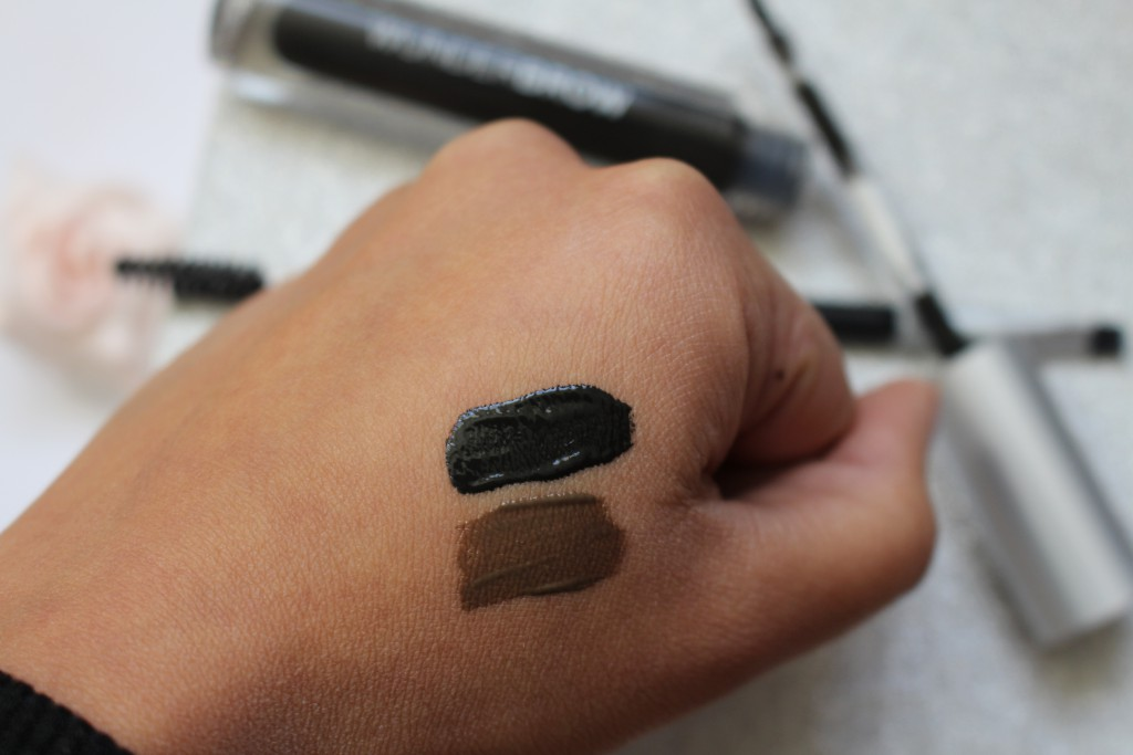 wunderbrow review swatches