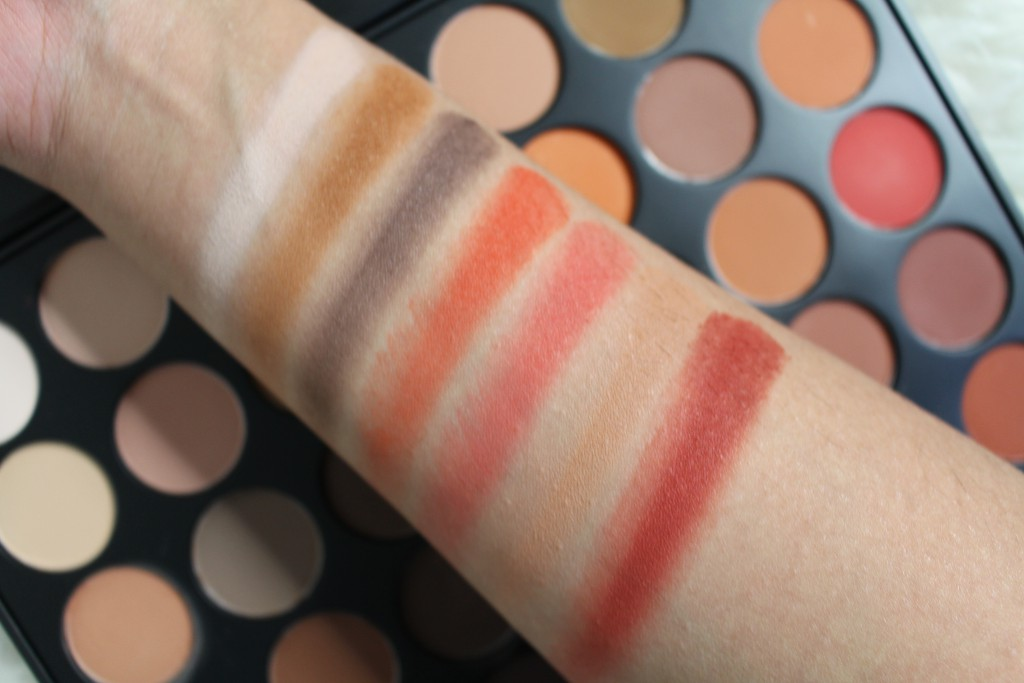 Morphe 35O (Matte) review & look