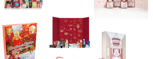 beauty make-up adventskalenders 2016