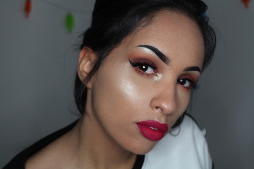 visa lux cosmetics highligher