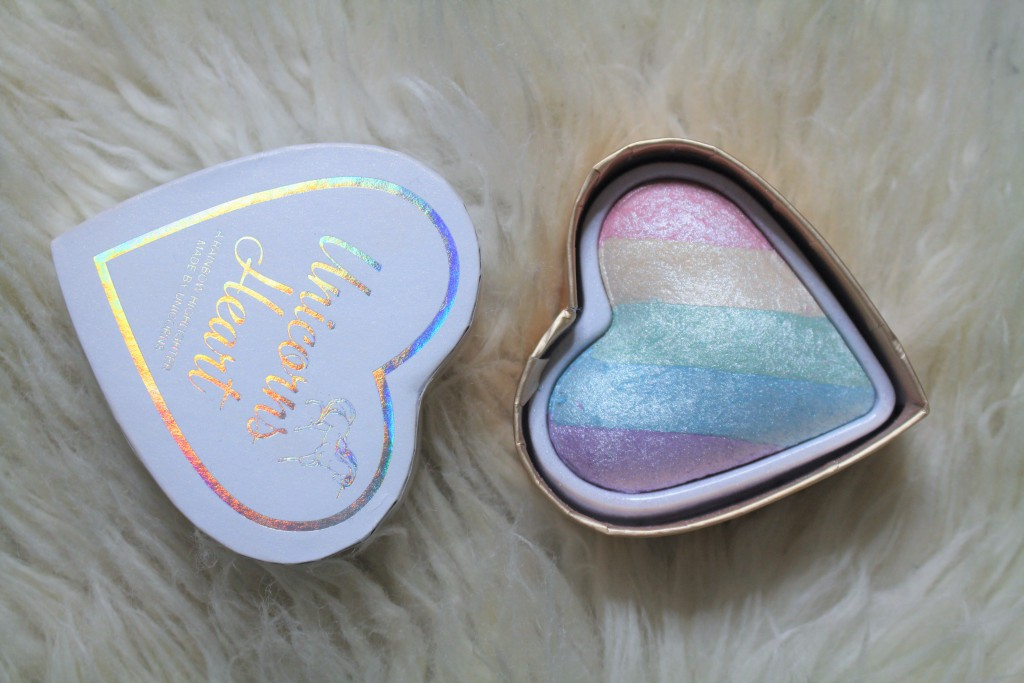 i heart makeup unicorns heart review