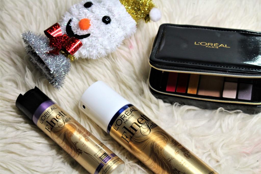 elnett haarspray make-up gebruiken