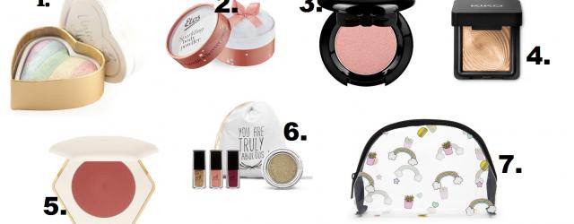 budget goedkope make-up cadeaus