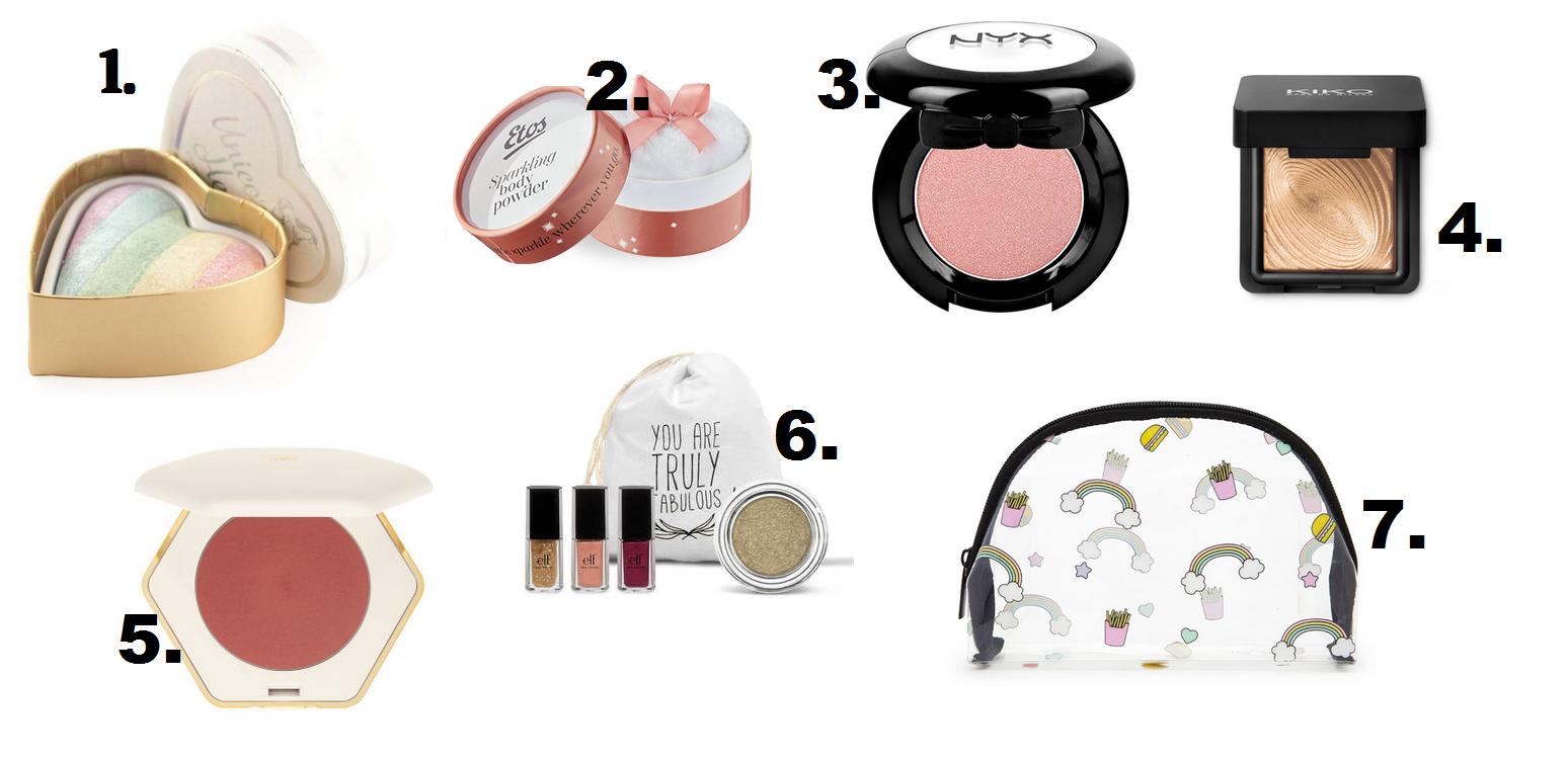 Tips | Make-up cadeautjes onder de €10!