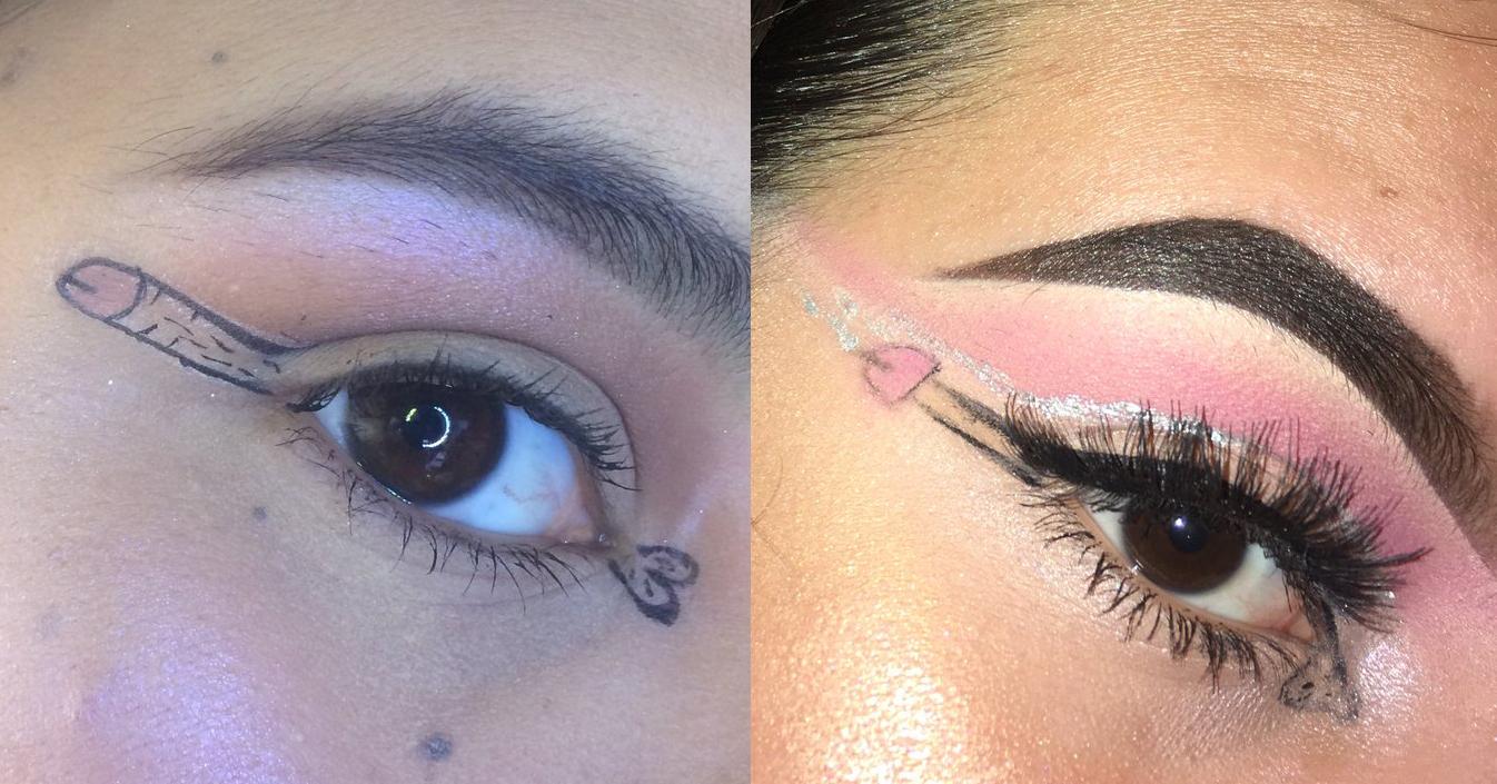 Make-up trends waar ik een beetje van moet huilen