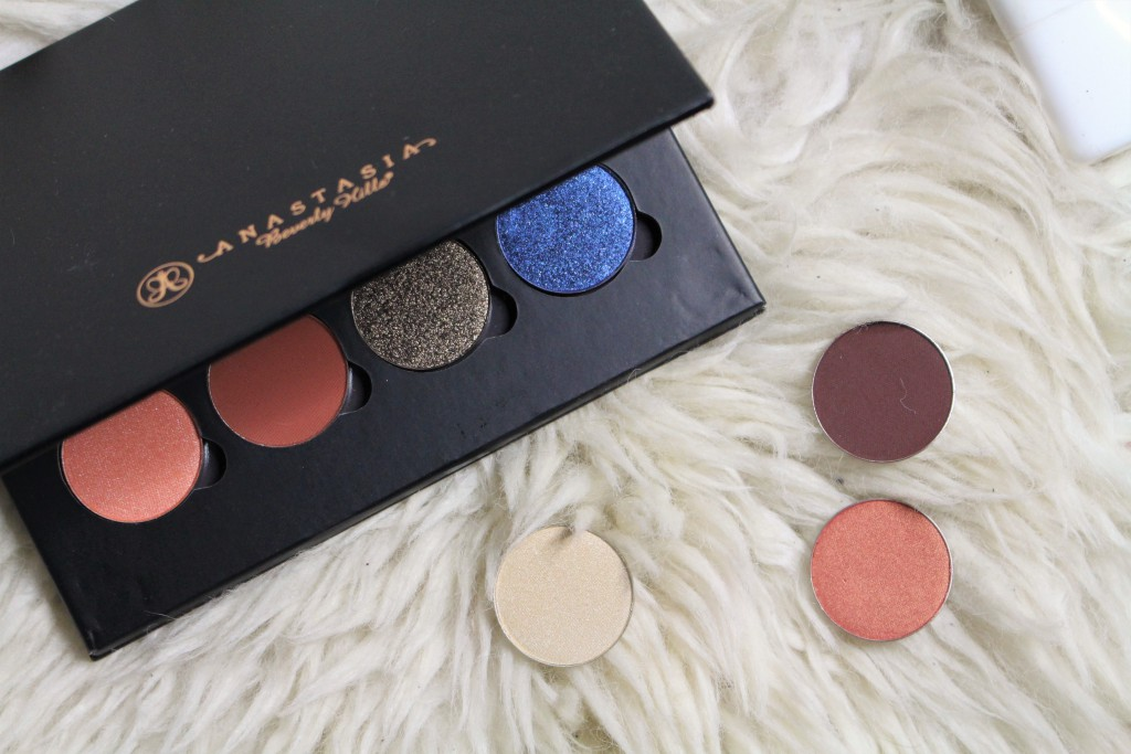 anastasia beverly hills eye shadow singles review