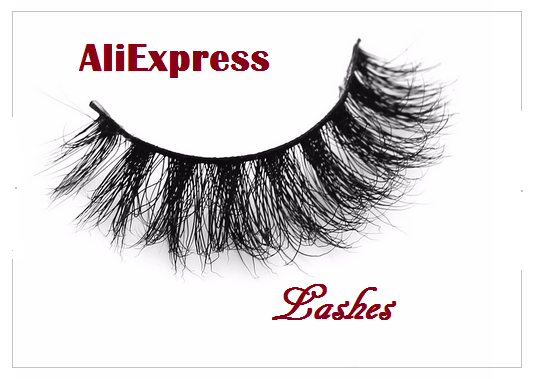 Lashes | Prachtige nep wimpers van AliExpress