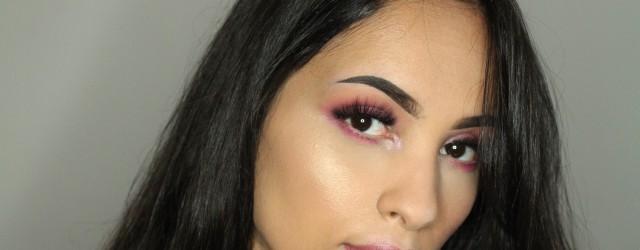 Valentijnsdag make-up