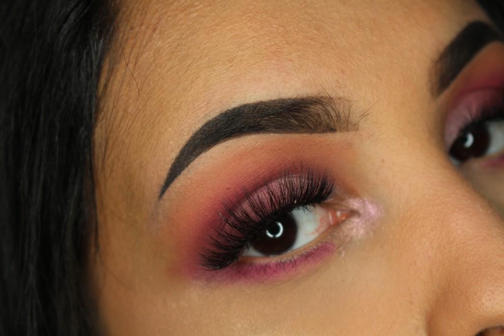 Valentijnsdag make-up look