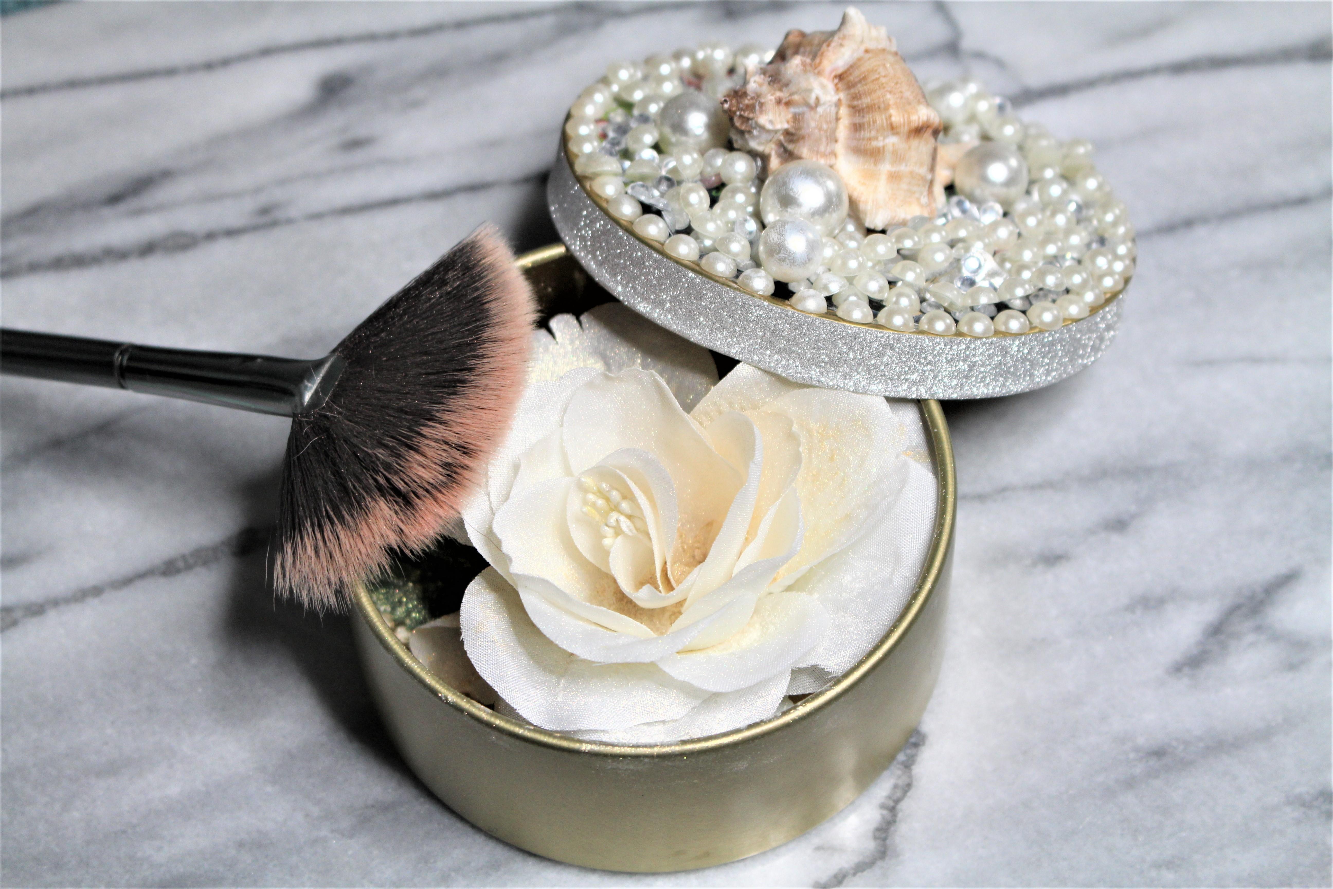 DIY | Maak je eigen roos highlighter!