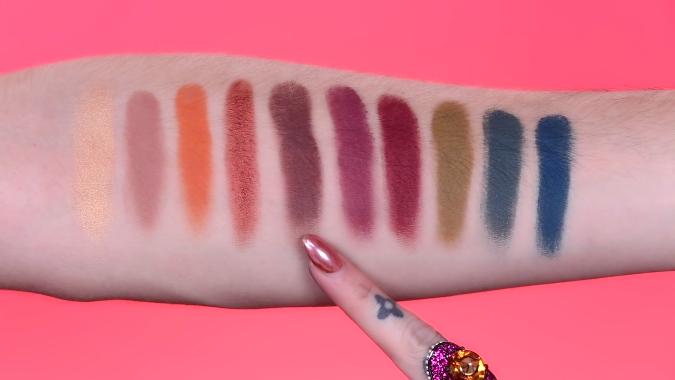 Jeffree Star Cosmetics Androgyny palette