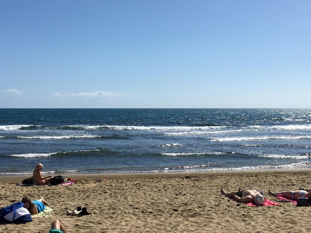 strand gran canaria vakantie