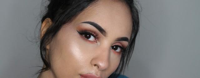 too faced sweet peach makeup
