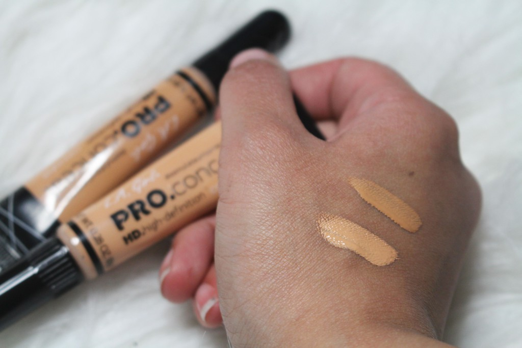 LA Girl pro conceal review