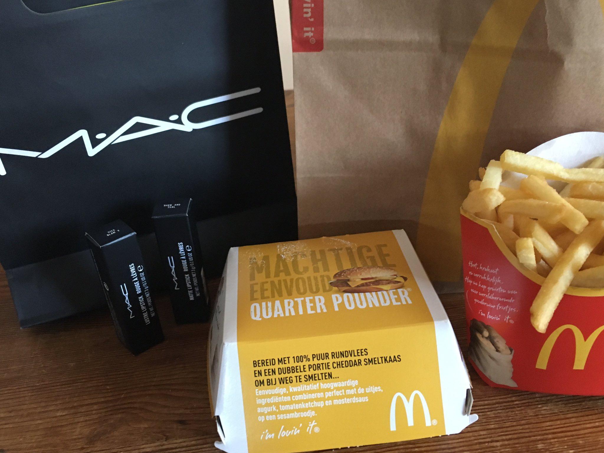 Make-up vs. voedsel dilemma's | Wat zou jij kiezen?