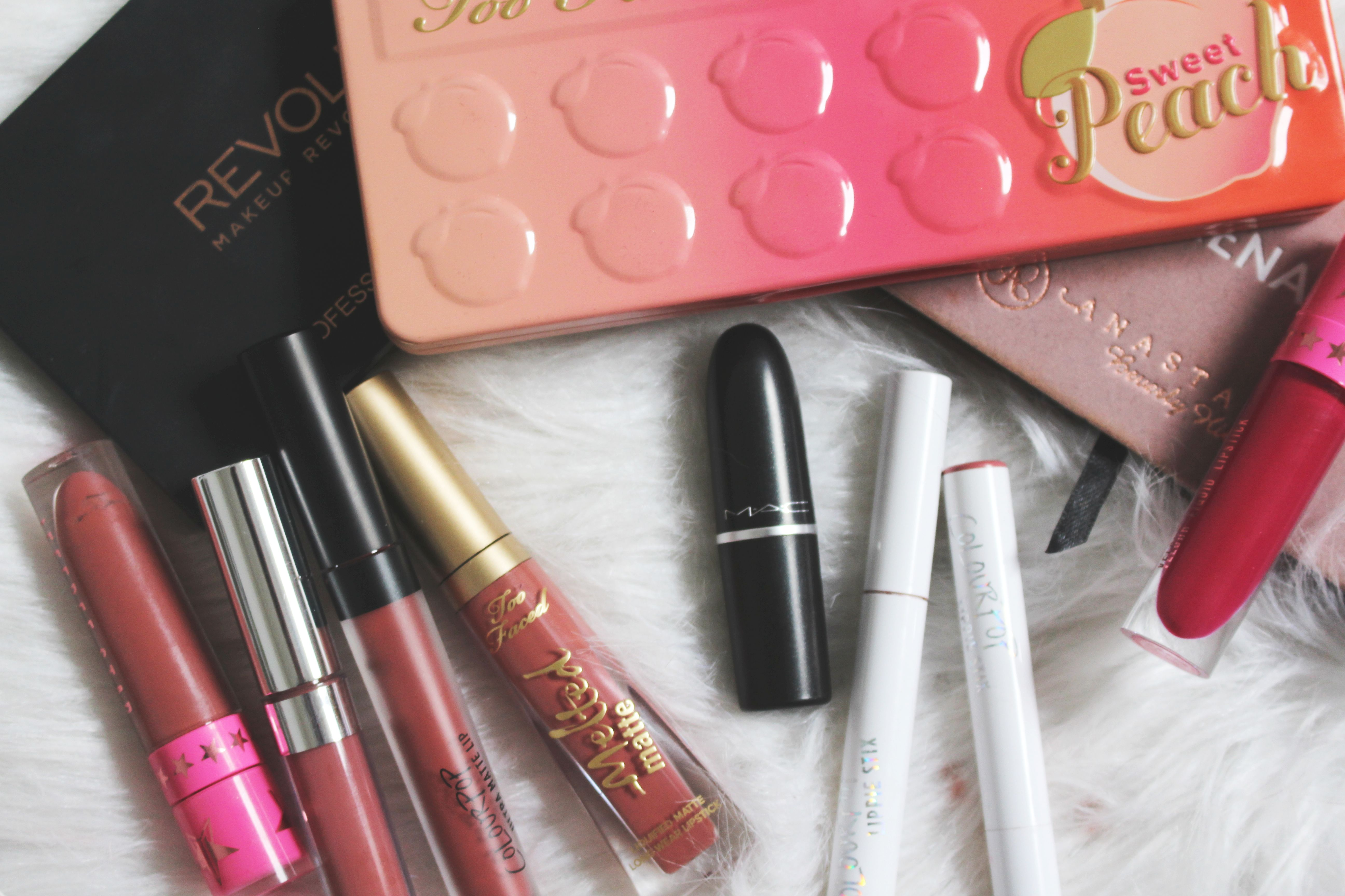 Make-up favorieten + dupes!