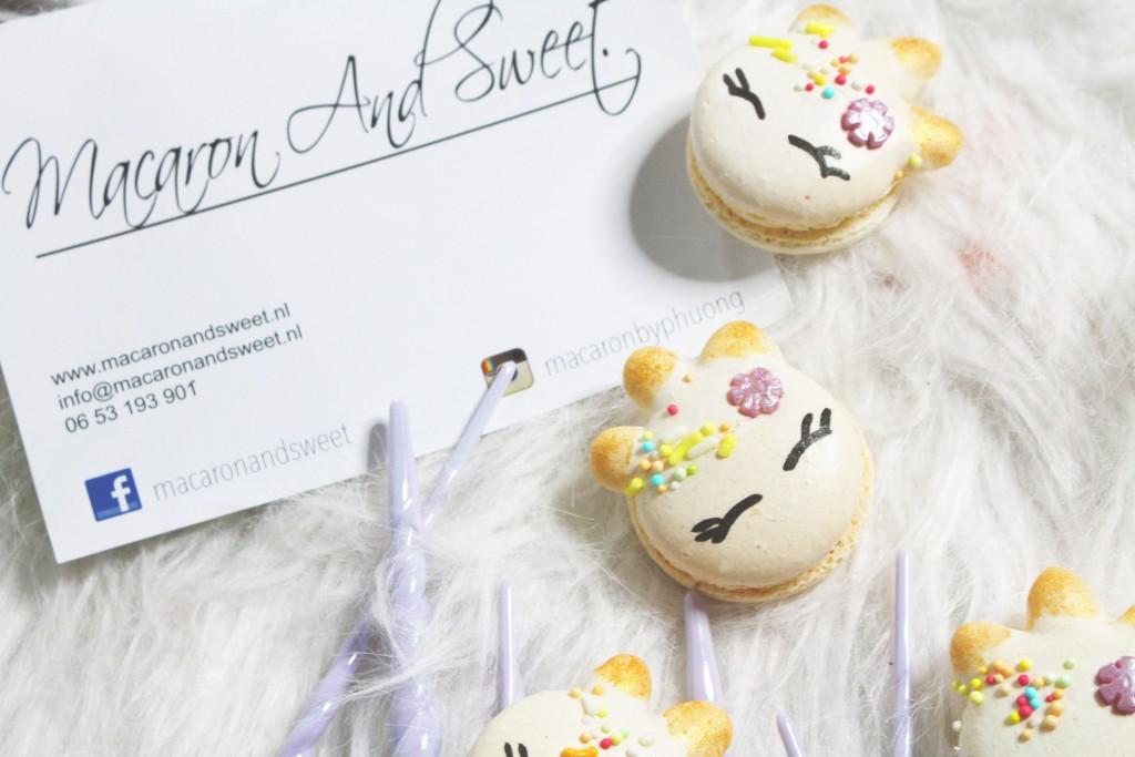 unicorn macarons bestellen nederland