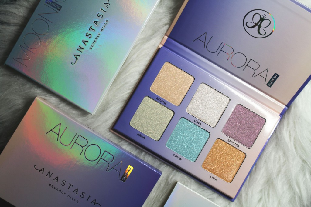 Anastasia beverly hills aurora glow kit review