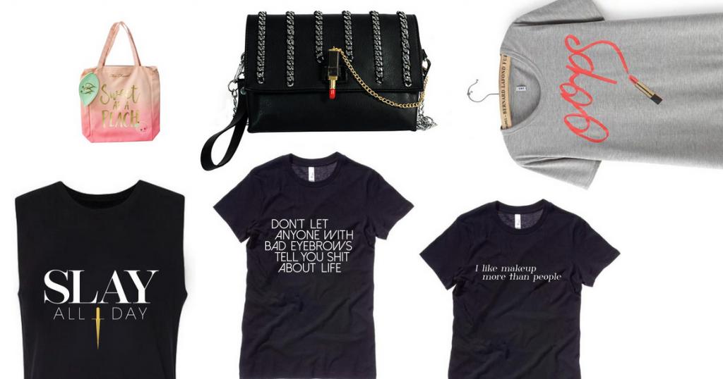 make-up merchandise fashion