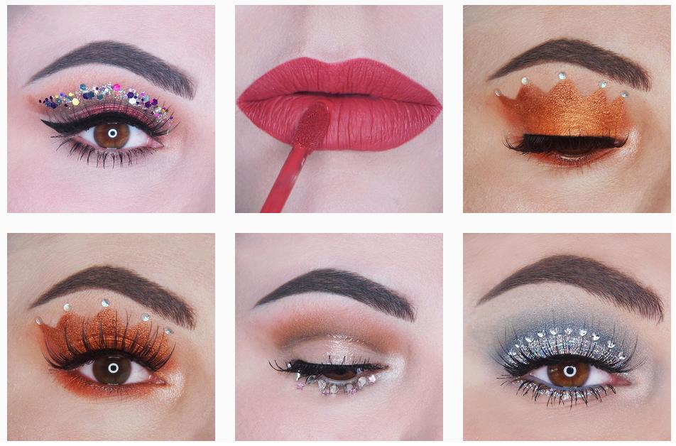 Make-up look van de maand @beautybylincy   Stuur je look in & word make-up look van de maand!
