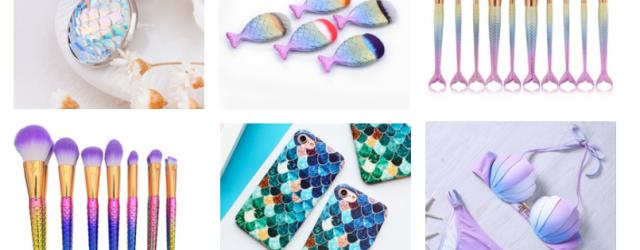 aliexpress mermaid spullen