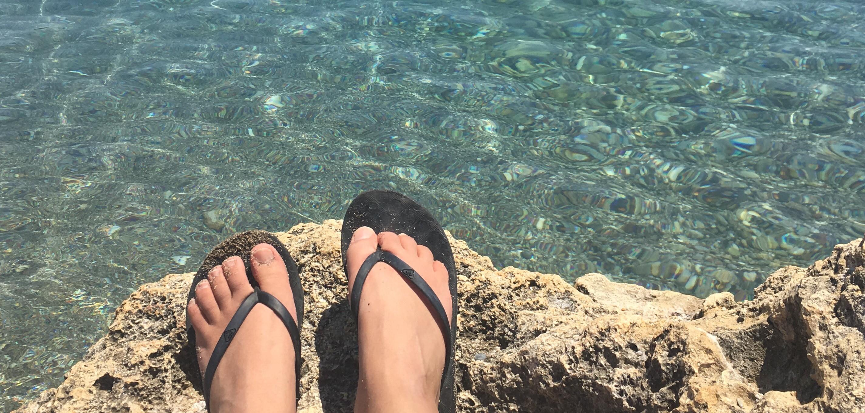 Vakantie | Met m'n ass op Rhodos gerelaxed
