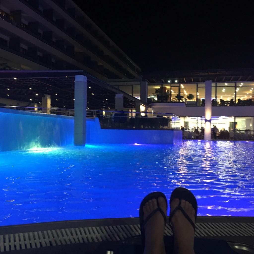 Rhodos hotel Oceanis corendon