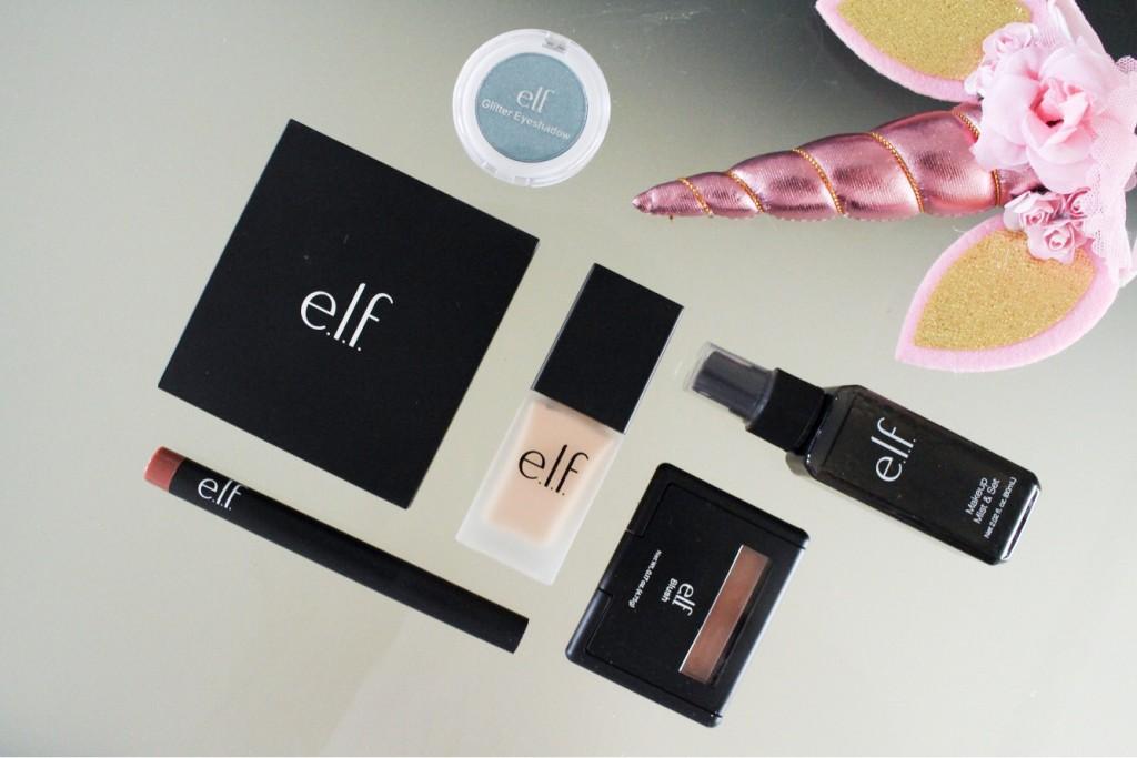 ELF producten make-up review