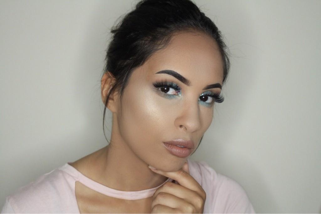full face elf makeup look