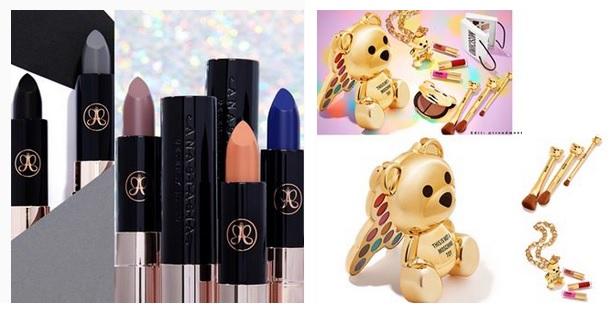 MOSCHINO x Sephora collectie & Anastasia Beverly Hills Matte (huls)lipsticks