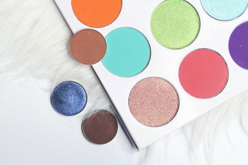 Juvia's Place Zulu Eyeshadow Palette review