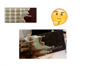 Too Faced Chocolate Gold Bar