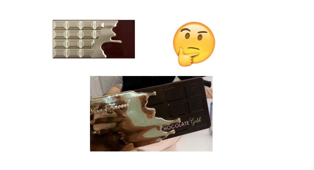 Too Faced Chocolate Gold Palette | Wat doe je als een ander bedrijf je producten kopieert? …