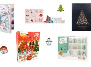 Beauty make-up adventskalender 2017