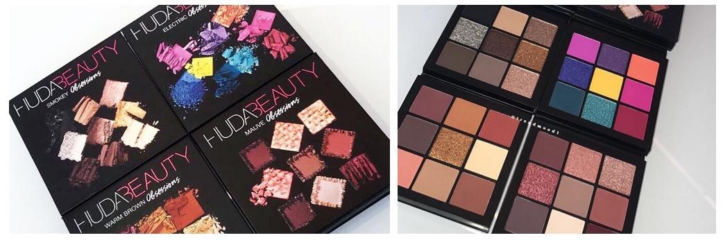 Huda Beauty komt met mini oogschaduw palettes!
