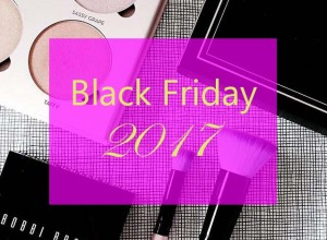 Black Friday 2017 beauty make-up