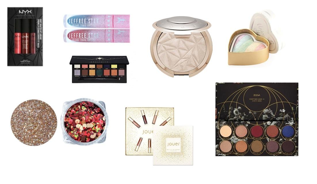 Dé Kerst wishlist & cadeautjeswijzer voor make-up liefhebbers!