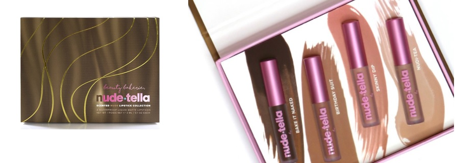 Jawel, het bestaat: NUTELLA liquid lipsticks! | Beauty Bakerie Nude-Tella
