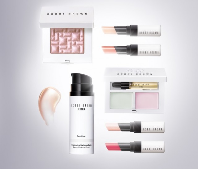 bobbi brown lente 2018 extra glow collectie