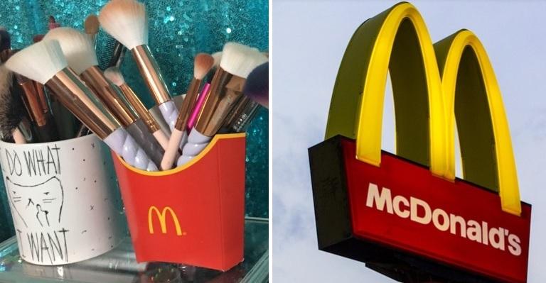 McDonald's life hacks!
